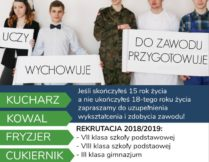 Więcej o Centrum Kształcenia i Wychowania OHP w Oleśnicy