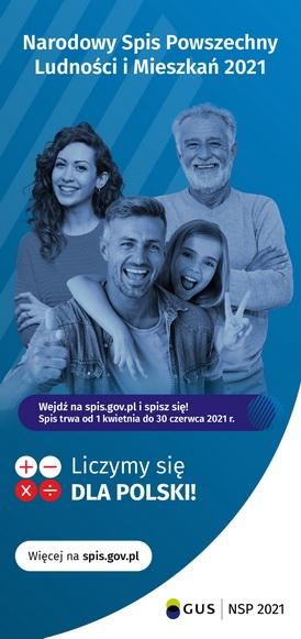 Link doserwisu Narodowego Spisu Ludności iMieszkań 2021